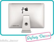 """Sticker Adesivo """"Omino"""" per  iMac21 &  iMac27"""