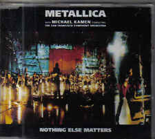 Metallica-Nothing Else Matters Promo cd single