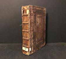 Corpus Iuris Canonici editum iussu Gregorii XIII. Pont. Max. - 1648