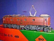 "ROCO H0 04191B B4/6 ""12320"" SBB E-Lok (1)"