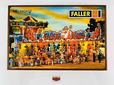 con casa + nuevo en OVP Faller 190499 invierno-set capilla y accesorios