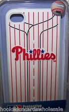 Philadelphia Phillies iPhone4 iPhone4S Case Jersey style I Phone Holder Cover
