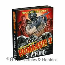 NEW Humans 2 Sea Food Zombies Game Expansion Twilight Creation