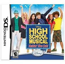 High School Musical - Making The Cut NINTENDO DS GAME WITH MANUAL (E931)