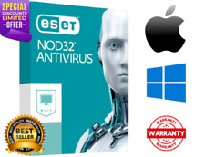 ✔️ ESET NOD32 Internet Security 2020 ✔️ -1 PC, 2 year (License Key) ✔️
