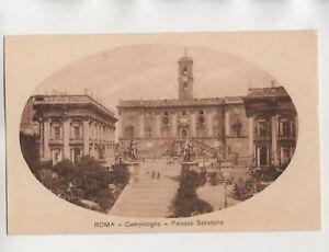 Italy - Rome - Roma - Campidoglio - Palazzo Senatorio (J2908)