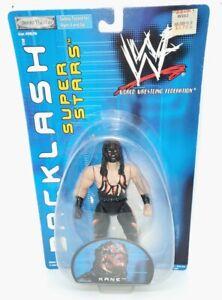 WWF BACKLASH SUPER STARS KANE FIGURE JAKKS WWE BIG RED MACHINE