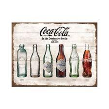 Magnet Souvenir Coca Cola Bottle Timeline Kühlschrank Fridge,8 cm,NEU