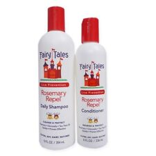 Fairy Tales Rosemary Repel Creme 12 oz. Shampoo + 8 oz. Conditioner (Combo Deal)