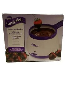 Wilton Candy Melts Candy melting pot, new in box