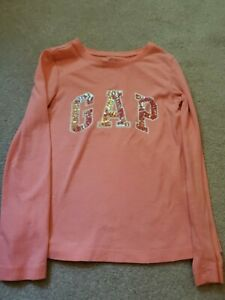 Girl Size 6-7 Shirt