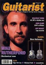 Genesis Mike Rutherford Guitarist Interview Clipping OBLIQUE