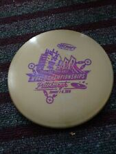 Discraft Ti Buzzz 2015 Pittsburgh PDGA World Championships 174-175 Golf Disc