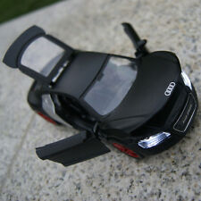 1:32 Model Cars Audi R8 Sound&Light Toys Collection&Gifts Alloy Diecast Black