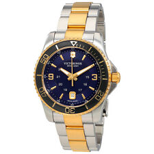 Victorinox Maverick Blue Dial Mens Watch 241789