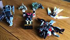 Lot Of 6 - Misc ?Transformers? Action Figure Bundle
