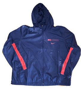 Nike University of Arizona WildCats Football Water Repelant Jacket Woman'sXXL$80
