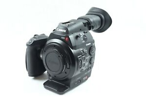Canon C300 MK 1 Pro Video Camcorder EOS Mount -BB 979-