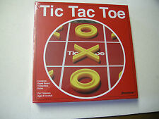 Tic Tac Toe Board Game By Pressman, Large Size, Brand New