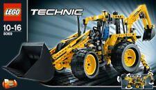 LEGO Technic 8069 2in1 - Scavatrice ** Nuovo & Scatola Originale **
