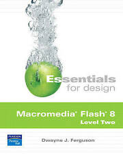 Essentials for Design Macromedia Flash 8 Level Two (2nd Edition)-ExLibrary