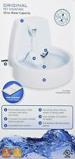 PetSafe Drinkwell Original Cat and Dog Water Fountain, Filtered Water for Your P