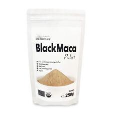 Schwarzes Maca Pulver 250 g BLACK MACA PULVER  - Das Original !!!  Inkanatura ™