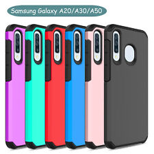 For Samsung Galaxy A21 A11 A20 A10e A01 A50 Case Cover / Glass Screen Protector