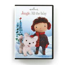 Hallmark Christmas KOB9906 Jingle All The Way DVD NEW SEAL (A16)