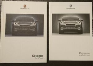 Prospekt & Preisliste Porsche Cayenne