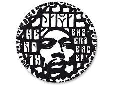 Pin Button Badge Ø25mm Jimi Hendrix Rock US Guitar