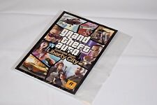 GTA Episodes from Liberty City Postcard Pack - $$ RARE GRAND THEFT AUTO MERCH $$