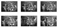 Rare Unpublished photos of Elvis Presley on the set of King Creole #C1