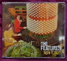 The Features – Blow It Out Promo CD – MCSTDJ40403 – Ex