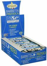 ULTIMATE ITALIA Barretta Proteica Energetica Snack Sport Gusto Cioccolato 24 Pz