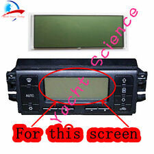 LCD CLIMA CONTROL DISPLAY REPLACEMENT PANEL FOR SEAT LEON TOLEDO A/C CLIMATRONIC