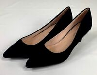 Forever Women's Aubree-16 Pointed Toe Kitten Heel Dress Pumps Size 7.5 NWOB