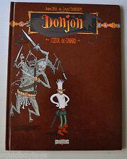 DONJON Coeur de Carard BD French Comic Book JOANN SFAR / LEWIS TRONDHEIM