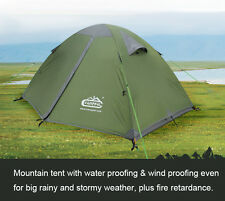 High Quality Mountain tent(MT058-1) for 2 persons with multi colors from Camppal
