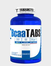 YAMAMOTO NUTRITION BCAA TABS Aminoacidi Ramificati 300 Compresse