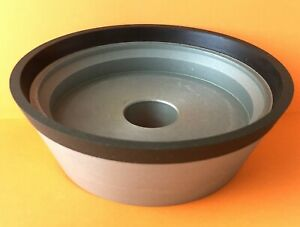 """CBN FLYWHEEL GRINDING STONE 6"""" FLARED CUP"""