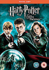 Harry Potter And The Order Of The Phoenix (DVD, 2007)