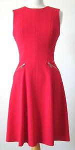 Tommy Hilfiger Dress, Red, Size 4