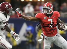* D'ANDRE SWIFT SIGNED PHOTO 8X10 RP AUTOGRAPHED GEORGIA BULLDOGS