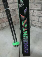 Skis K2 with Poles