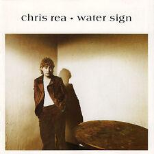 Chris Rea CD Water Sign - Europe (EX/EX)