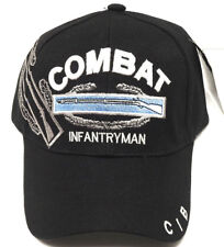 ARMY COMBAT INFANTRYMAN  Cap / Hat with Shadow Military Free Shipping