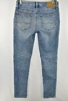 American Eagle Skinny Next Level Flex Jeans Mens Size 29x32 Blue Meas. 29x31