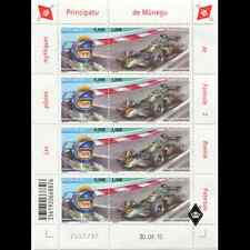 monaco 2016 race cars RONNIE PETERSON formula 1 sport Rennwagen coches ms 8v mnh