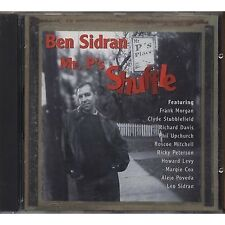 BEN SIDRAN - Mr. P's shuffle - CD 1996 USATO OTTIME CONDIZIONI